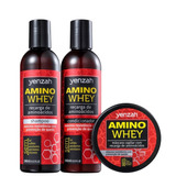 Kit Yenzah Amino Whey (3 Produtos) Promoção Relâmpago