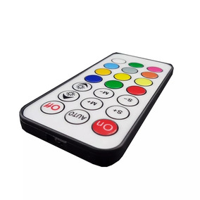 Controlador Ws2812b Con Control Remoto