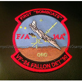 Us Navy Fighter Pilot Vf-24 Renegades Top Gun Patch. Nuevo