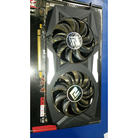 Placa De Vídeo Powercolor Rx 480 8gb