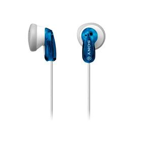 Auricular Sony Mdr-e9lp Celeste