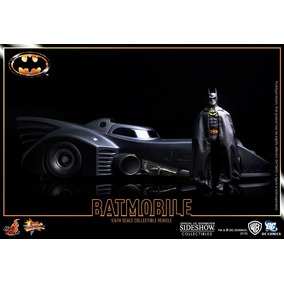 Hot Toys Batmobile Batmóvel 1989 - Graill !!