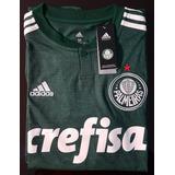 Camisa Original Palmeiras 2018 Uniforme Tradicional adidas