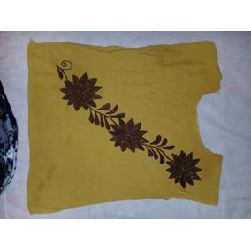 Blusas Bordadas De Rayon Para Dama