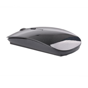 Mouse Óptico S/fio Wireless Usb 2.4ghz Computador - Preto