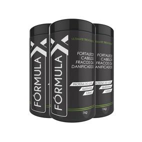 3 Cosméticos Formula-x 1kg Ix1975 (carla Sp)