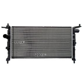 Radiador Chevy C3 2009-2012 C/a Tm