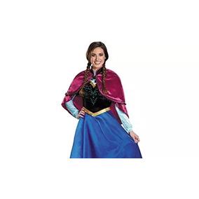 Disfraz De Ana Frozen Adulta - Disfraces en Mercado Libre México aa0ffb5a8dfe