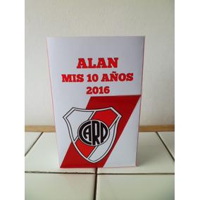 34c92840f Chalecos De River Plate Modelos - Souvenirs para Cumpleaños ...