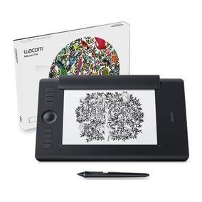 Mesa Digitalizadora Wacom Intuos Pro Paper Edition Média