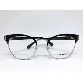 f202d5c774e46 Óculos De Grau Redondo Prada - Óculos no Mercado Livre Brasil