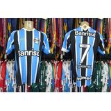 Camisa Gremio 2015 - Camisa Grêmio Masculina no Mercado Livre Brasil d8058dbbf249c