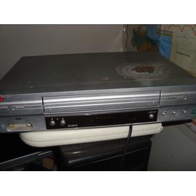 Video Cassete Lg Cg481b Prata