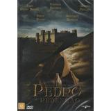 Dvd Filme - Pedro, A Redenção (dublado/legendado/lacrado)