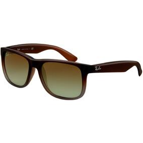 Oculo Ray Ban Justin Polarizado - Óculos De Sol no Mercado Livre Brasil 30fd5b7d6a