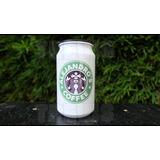 Lata Starbucks Personalizada