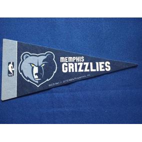 Mini Banderín Nba - Memphis Grizzlies - Basquetbol (rico) 348e67b2b39