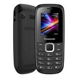 Celular Panasonic Gd18 2 Chips Fm-mp3-vídeo Play-lanterna