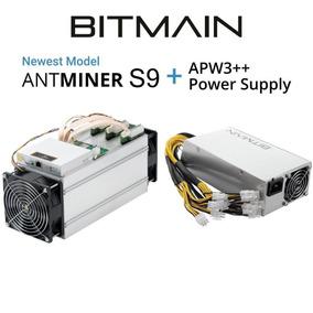 S9 Antminer S9, S9i, A3 Nuevas + Fuente De Poder