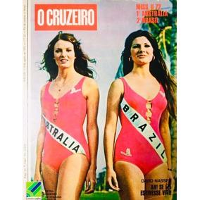 Revista O Cruzeiro N°32 De 9 De Agosto 1972