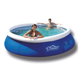 Piscina Inflable Ecology Instant Up Auto Armable Grande