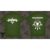 Goatpenis -war Metal Camiseta