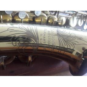 Saxo Saxofon Alto Americano Buescher.