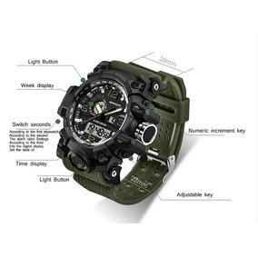 ebd921a589d Relogio G Shock Verde Esportivo - Relógios De Pulso no Mercado Livre ...