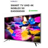 Smart Tv Noblex Ea50x6500x 50 Led 4k Ultra Hd Netflix