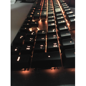Teclado Blackwidow X Chroma