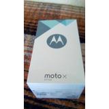 Motorola X Style 32g Color Negro, Sellado