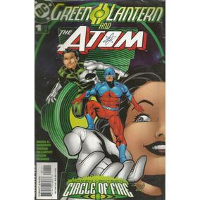 Green Lantern And The Atom 01 - Dc 1 - Bonellihq Cx02 A19