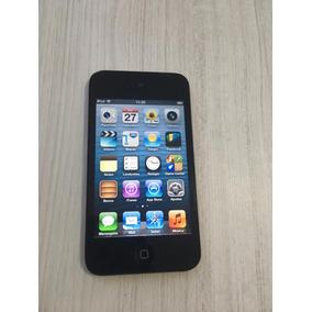 Ipod Touch Preto 8gb Modelo Mc540e/a