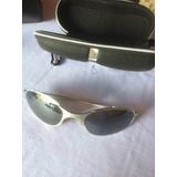 Óculos Sol Oakley Titanium Antigo Com + 2 Par Lente Raridade cdd5cddc2e