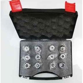 Er25 12pcs+1box - Er11/16/20/32 Primavera Collet Set Pa-3716