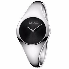Reloj Calvin Klein Bare K7g2m111 Original Ghiberti