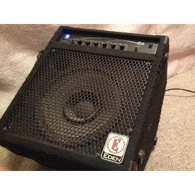 Amplificador De Bajo Eden E12 Bass Amplifier