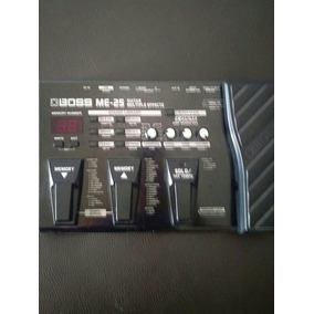 Pedal Multiefectos Boss Me 25