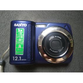Câmera Digital Sanyo 12.1 Megapixels