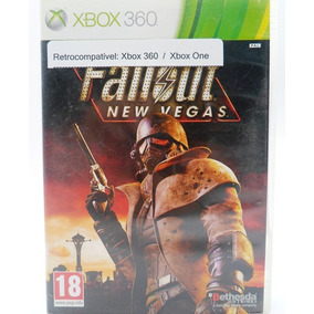 Fallout New Vegas Xbox 360 One Mídia Física Original Complet