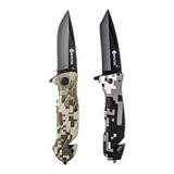 Canivetes Invictus - Squad + Phanton Original Nota Fiscal