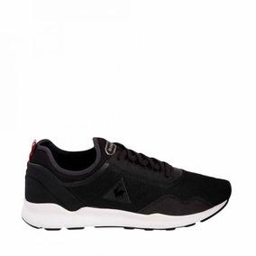 Tenis Casual Lifestyle Sportif Color Negro Textil Zh1298