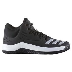 Tênis adidas Court Fury 2017 Masculino - Preto/branco