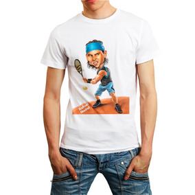 Camiseta Nike Nadal - Camisetas e Blusas Manga Curta em São Paulo no ... 894363933af7b