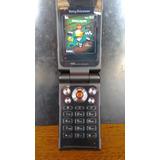 Celular Sony Ericsson W380i Gsm 2g Cor Preta