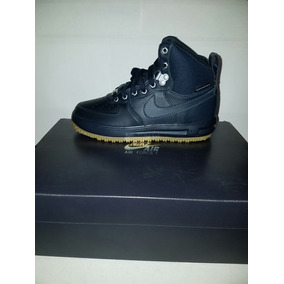 Tenis Nike Lunar Force 1 Sneakerboot Gs Niño