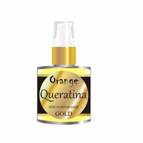 Orange Queratina Sérum 30ml