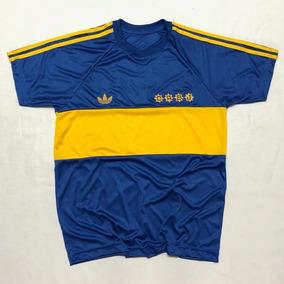 Camisetas de Clubes Nacionales Adultos Boca en Mercado Libre Argentina 65e82610f7feb