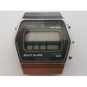 9d5a8fc8b51 Relogio Citizen Digital Antigo - Relógios no Mercado Livre Brasil