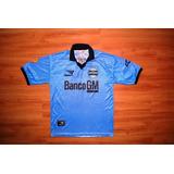 Camisa Gremio 1998 De Jogo no Mercado Livre Brasil 1be1ec18a02b2